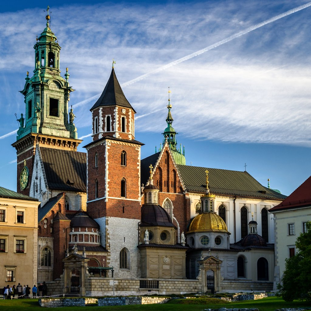 Wawel Cathedral on Wawel Hill